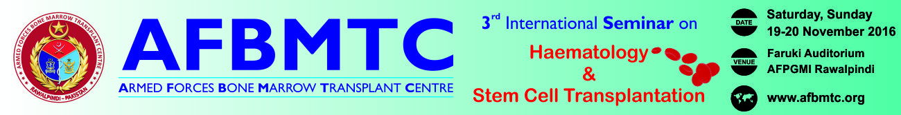 AFBMTC 3rd International Seminar 2016
