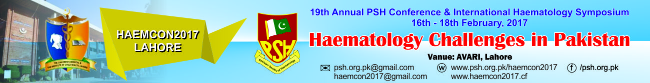 PSH Event Haemcon-2017