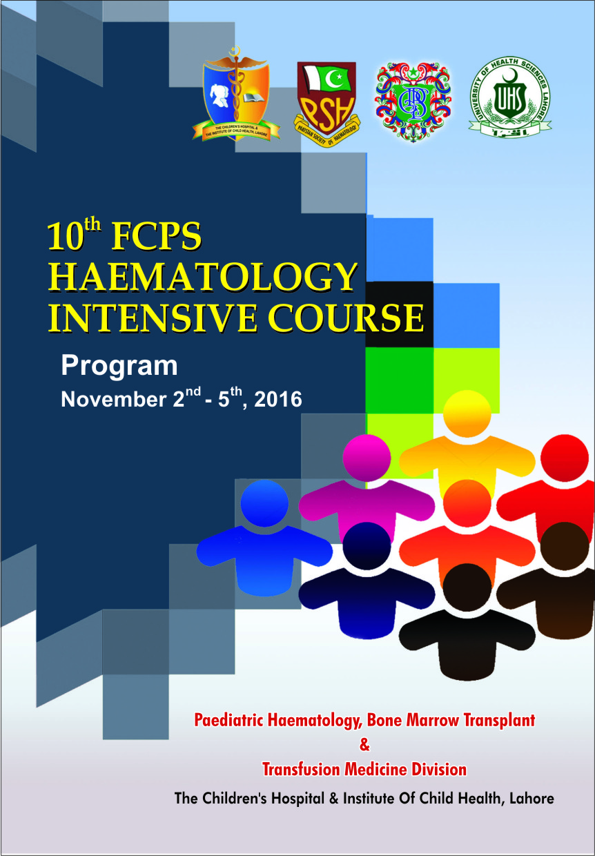 10th FCPS Intensive Course 2016