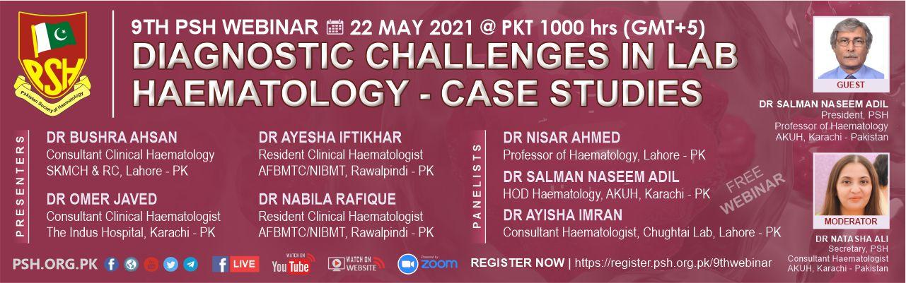 Diagnostic Challenges in Lab Haematology - Case Studies